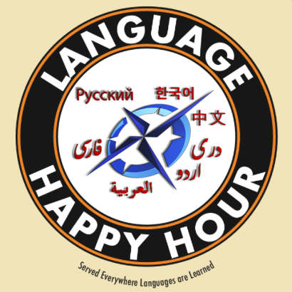 Language Happy Hour